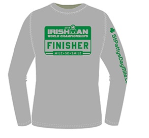 2019 Irishman Event Shirt (w/o shipping)
